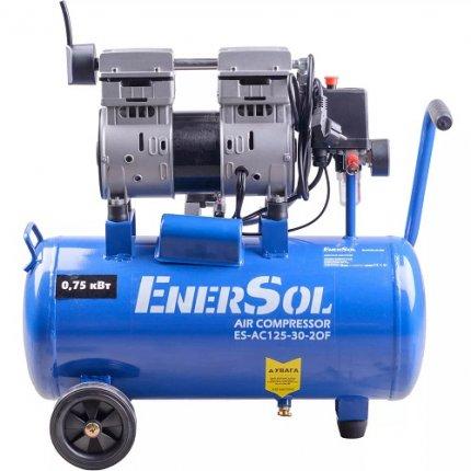 Компрессор безмасляный EnerSol ES-AC125-30-2OF