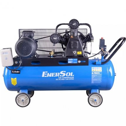 Компрессор воздушный EnerSol ES-AC480-100-3PRO