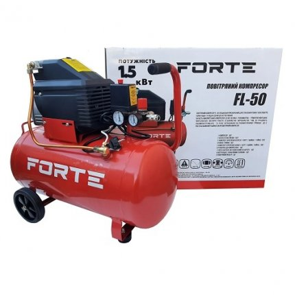 Компрессор Forte FL-50 50 л