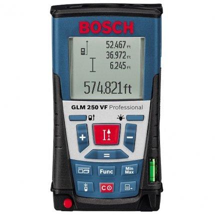 Дальномер лазерный Bosch GLM 250 VF