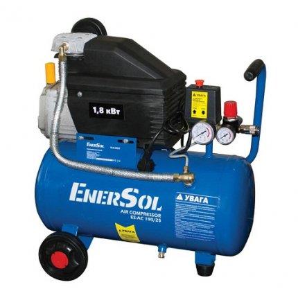 Компрессор поршневой EnerSol ES-AC190-25