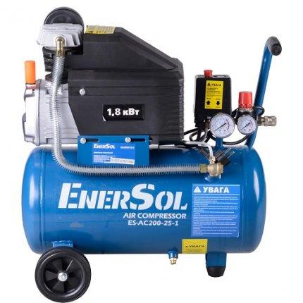Компрессор поршневой EnerSol ES-AC200-25-1