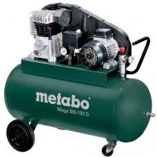 Компрессор Metabo Mega 350-100 D
