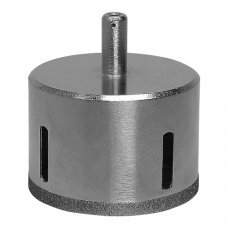 Коронка алмазная S&R 67x67 мм сталь