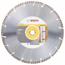 Диск алмазный отрезной сегментный Bosch Standard for Universal 350x25,4