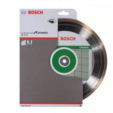 Диск отрезной Bosch Corona по керамической плитке Professional 250 (2608602539)