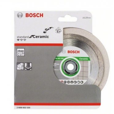Диск отрезной Bosch Corona по керамической плитке Professional 115 (2608602201)