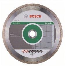 Диск отрезной Bosch Corona по керамической плитке Professional 125
