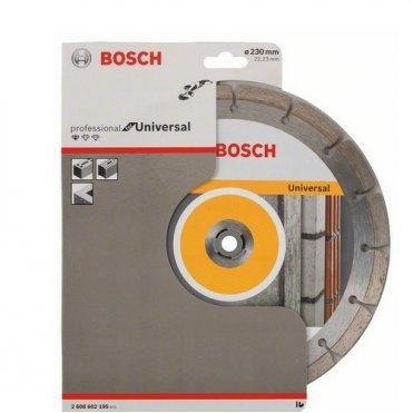 Диск отрезной сегментный Bosch общего назначения Professional 180 (2608602194)