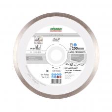 Диск алмазный отрезной Di-Star Hard Ceramics 125x22.2