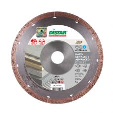 Диск алмазный отрезной Di-Star HARD CERAMICS ADVANCED 200x1.3x25.4 мм