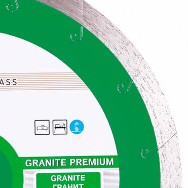 Диск алмазный отрезной Di-Star Granite Premium 350x32 (11327061024)