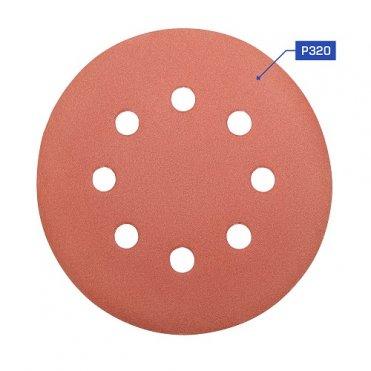 Набор шлифовальных кругов S&R 234-125-070 70 шт. (234125070)