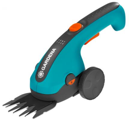 Ножницы для травы аккумуляторные Gardena ClassicCut 9855-20 (с телескопической ручкой)