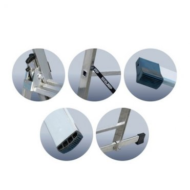 Лестница алюминиевая Elkop VHR T 2x9 (VHR T2x9)