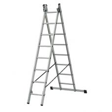 Лестница алюминиевая Elkop VHR T 2x9
