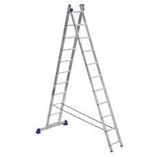Лестница 2-х секционная Stark SVHR2x11