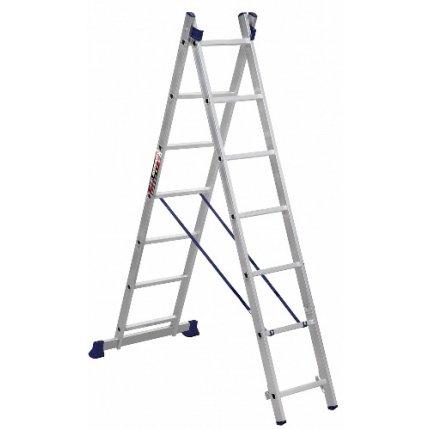 Лестница 2-х секционная Stark SVHR2x7