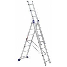 Лестница 3-х секционная Stark SVHR3х7