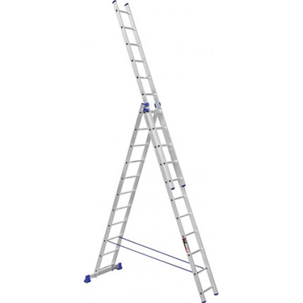 Лестница 3-х секционная Stark SVHR3x13