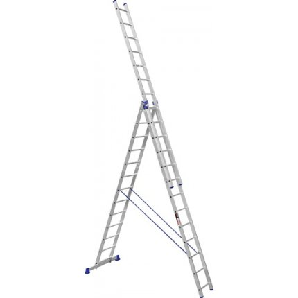 Лестница 3-х секционная Stark SVHR3x13 Pro
