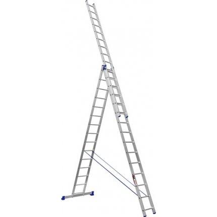 Лестница 3-х секционная Stark SVHR3x12 Pro