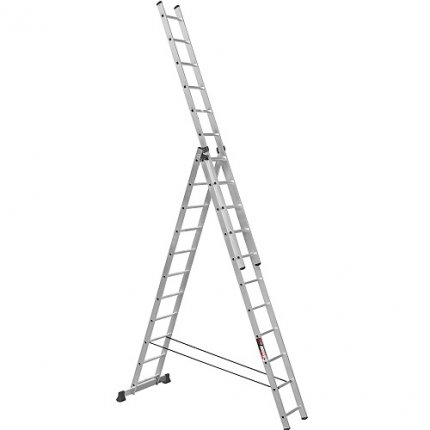 Лестница 3-х секционная Stark SVHR3x12