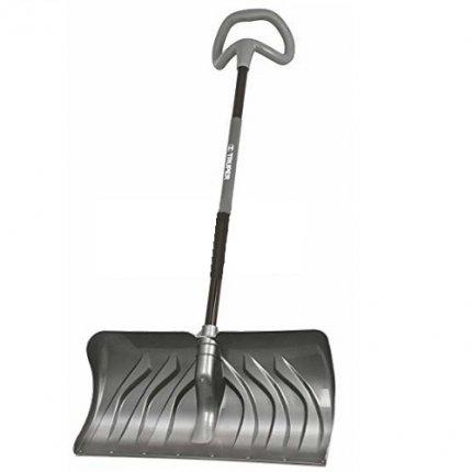 Лопата снегоуборочная Truper 620x1350 мм