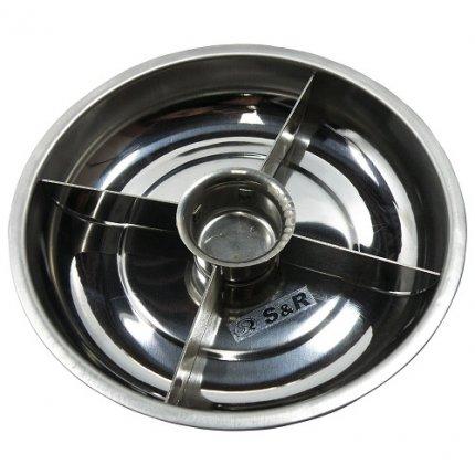 Магнитная тарелка S&R 148х25 мм