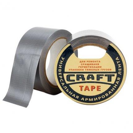 Клейкая лента армированная HPX CRAFT TAPE DTS5025 48мм х 25м