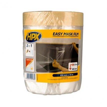 Защитная пленка с малярной лентой HPX PM5533