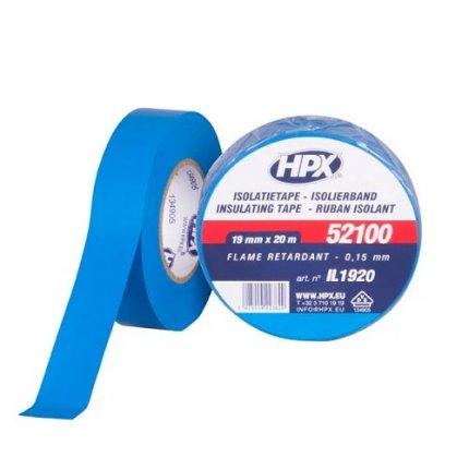 Изолента автомобильная ПВХ HPX 52100 синяя