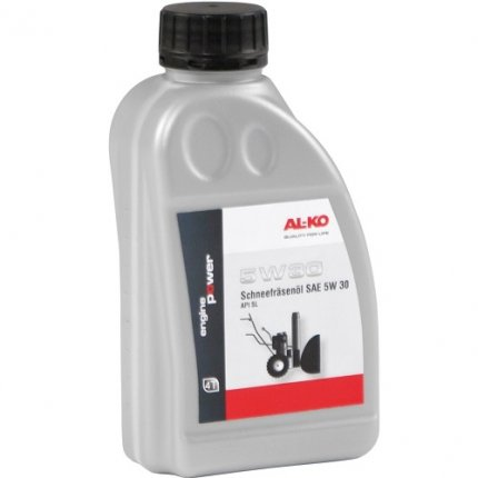 Масло AL-KO 5W30 0,6 л. (зимнее)
