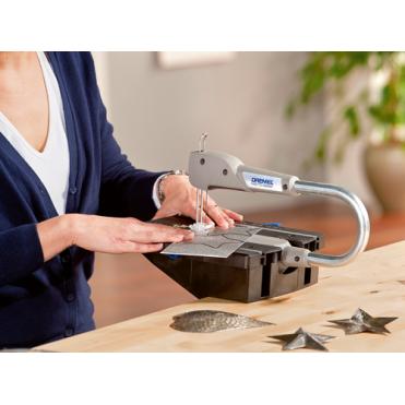 Лобзик стационарный Dremel Moto-Saw 2в1  (F013MS20JC)