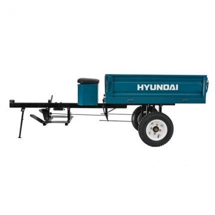 Прицеп для мотоблоков HYUNDAI TR 1200 до 300 кг