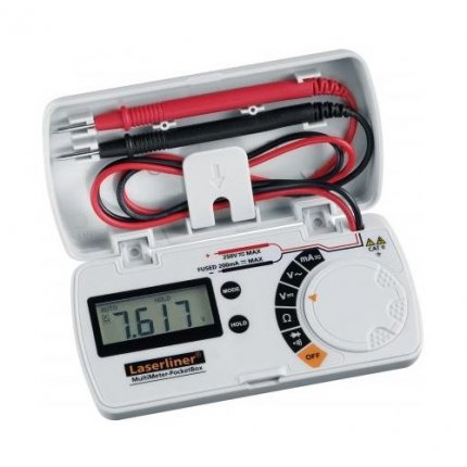 Мультиметр LiserLiner MultiMeter-PocketBox