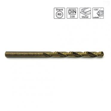 Набор сверл по металлу S&R КМ 13 шт (107849130)