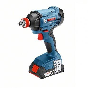 Набор аккумуляторного инструмента Bosch GSR 180-Li + GDX 180-Li (06019G5222)