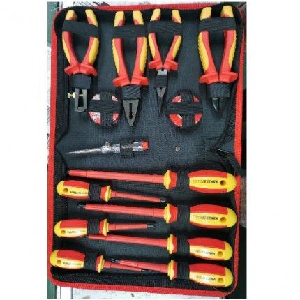 Набор диэлектрического инструмента в нейлоновой сумке 14 шт. Stark 501002014