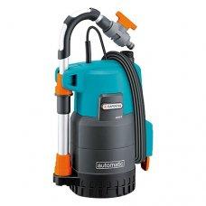 Насос погружной для резервуара с дождевой водой Gardena 4000/2 Comfort автоматический