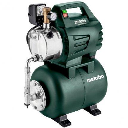 Насосная станция Metabo HWW 4000/25 Inox