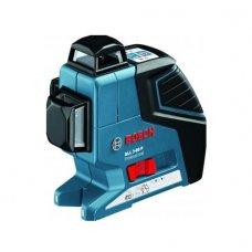 Нивелир лазерный линейный Bosch GLL 3-80 Р + вкладка для кейса L-Boxx