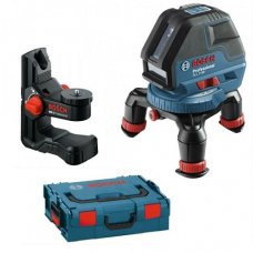 Нивелир лазерный линейный Bosch GLL 3-50 Р + Держатель BM 1 + Кейс L-Boxx