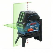 Лазерный нивелир Bosch GCL 2-15 G (зеленый луч)