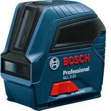 Нивелир лазерный линейный Bosch GLL 2-10