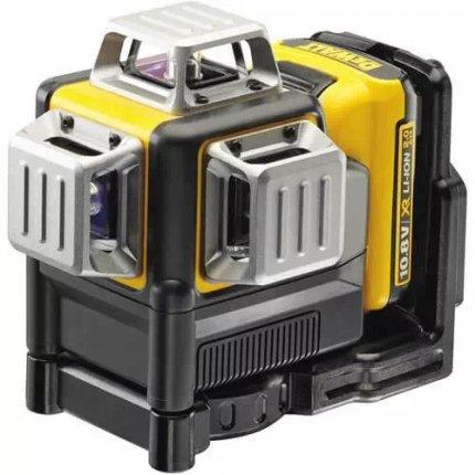 Уровень лазерный линейный DeWALT DCE089D1R 10.8В самовыравнивающийся