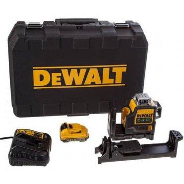 Лазерный нивелир DeWalt DCE089D1R  (DCE089D1R)
