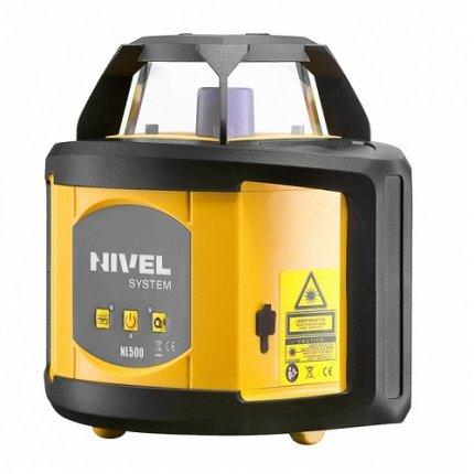 Нивелир лазерный ротационный Nivel System NL500