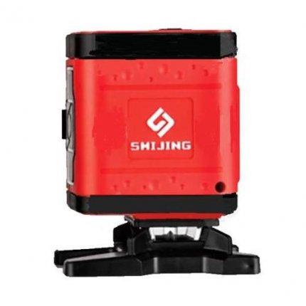 Лазерный нивелир Shijing 7158 (зеленый луч)