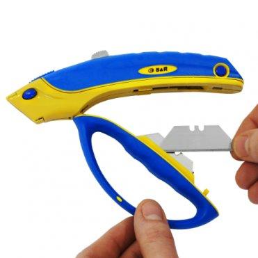 Нож S&R 175 мм с D- образной рукояткой (431202170)